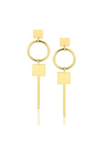 JULES & GENTS Paar Ohrstecker »#littlesecret Gold«, 925/- Sterlingsilber vergoldet kaufen