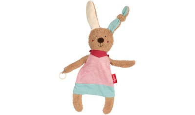 Sigikid Schnuffeltuch »Hase, pink«, Made in Europe kaufen