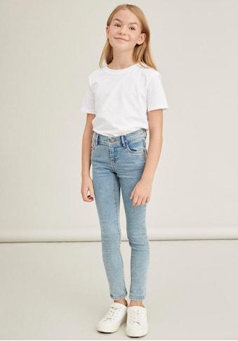 Name It Stretch-Jeans »NKFPOLLY«, in schöner Waschung kaufen