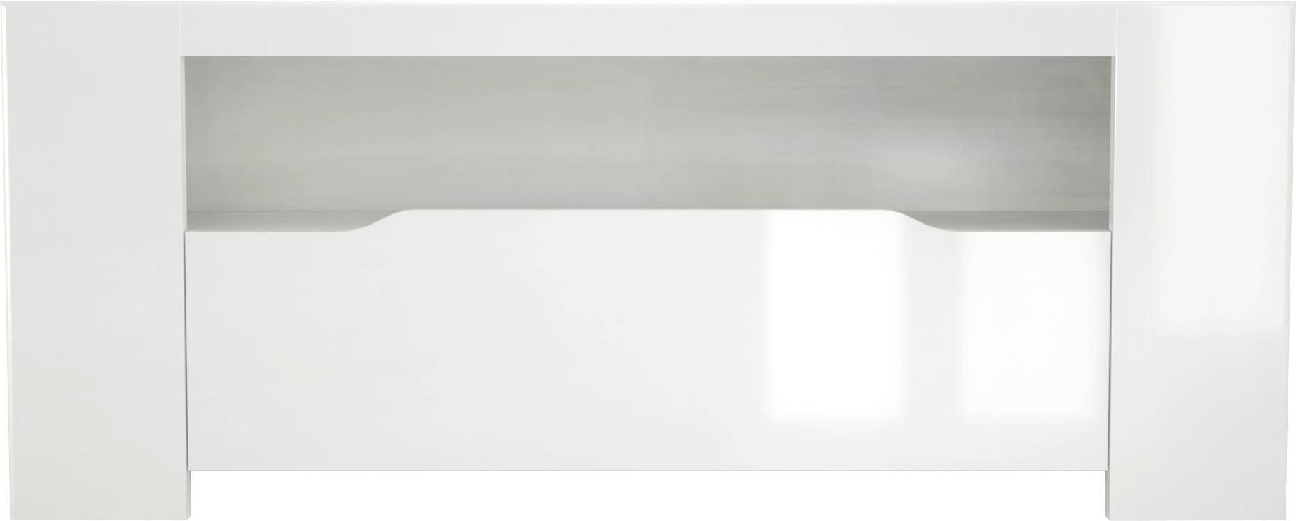 INOSIGN TV Lowboard Orlando inklusive Beleuchtung Breite 118 cm