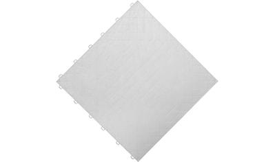 florco® Terrassenplatten »floor«, Klickfliesen kaufen