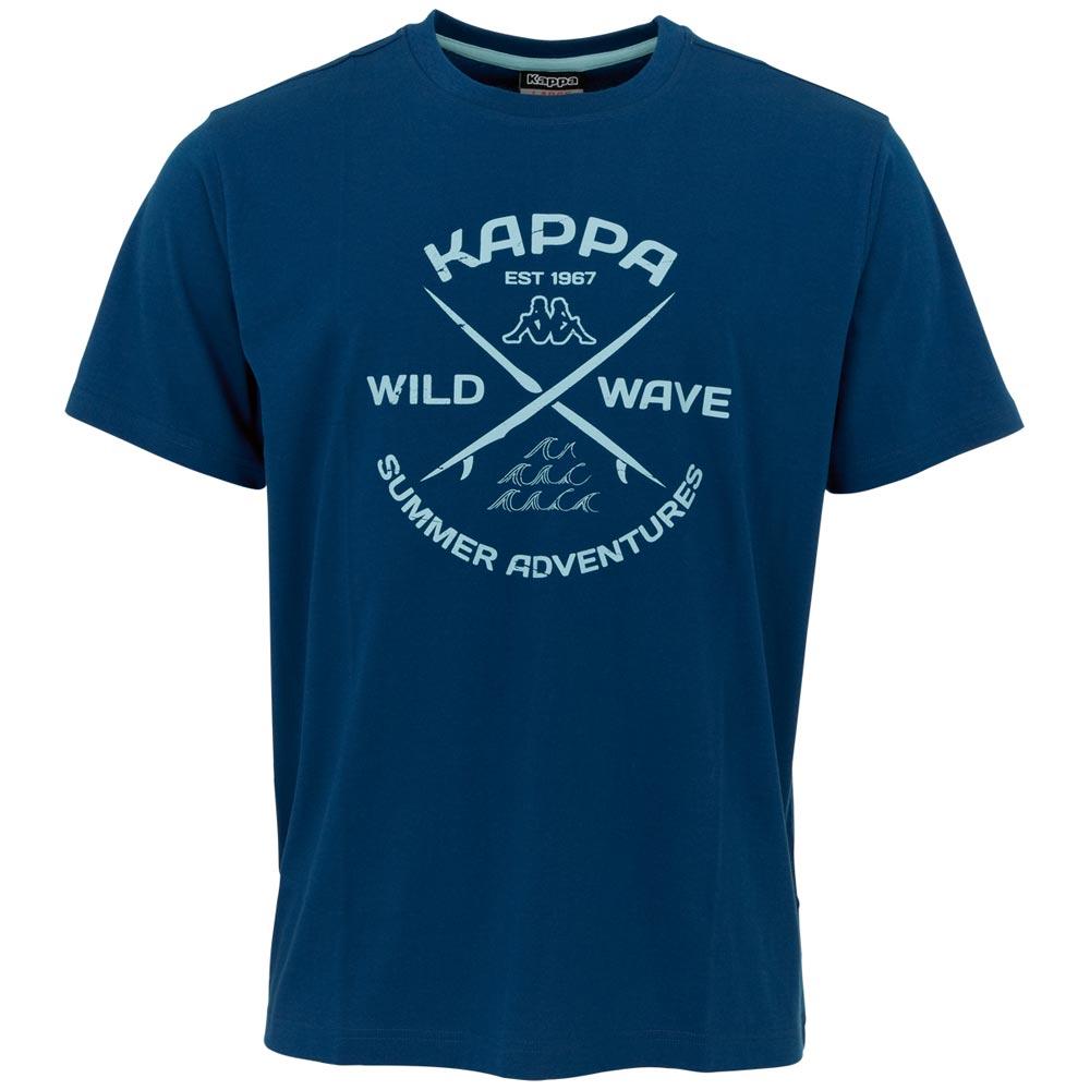 Kappa T-Shirt »CADMUS« | Bekleidung > Shirts > Sonstige Shirts | Blau | KAPPA