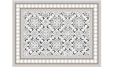 Contento Platzset »Matteo, Tiles, moroccan beige«, für innen und außen geeignet,... kaufen