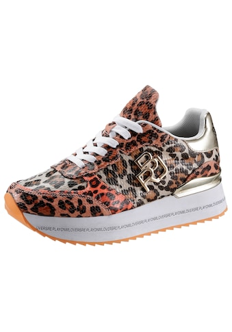 Replay Plateausneaker, mit Allover-Animal-Print kaufen