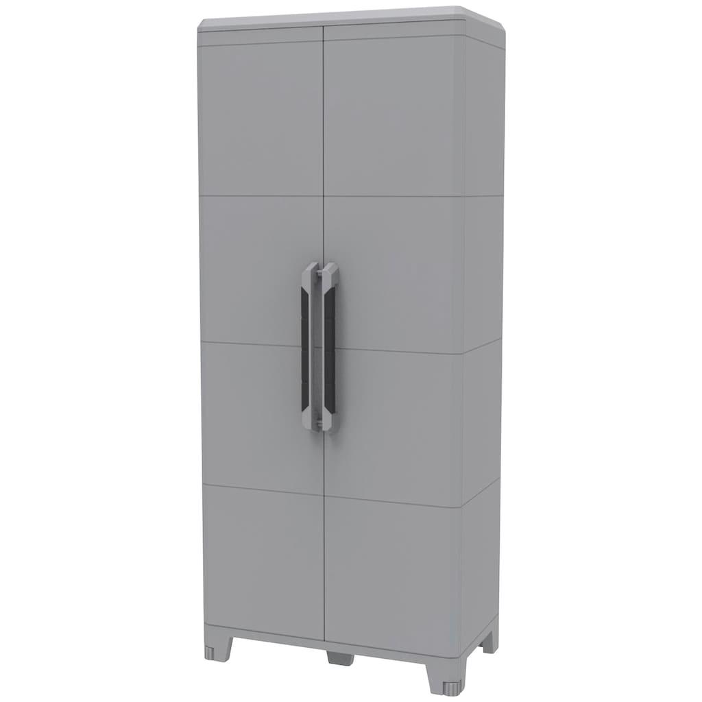 Kreher Mehrzweckschrank, B/T/H: 78x43,6x184,4 cm, abschließbar
