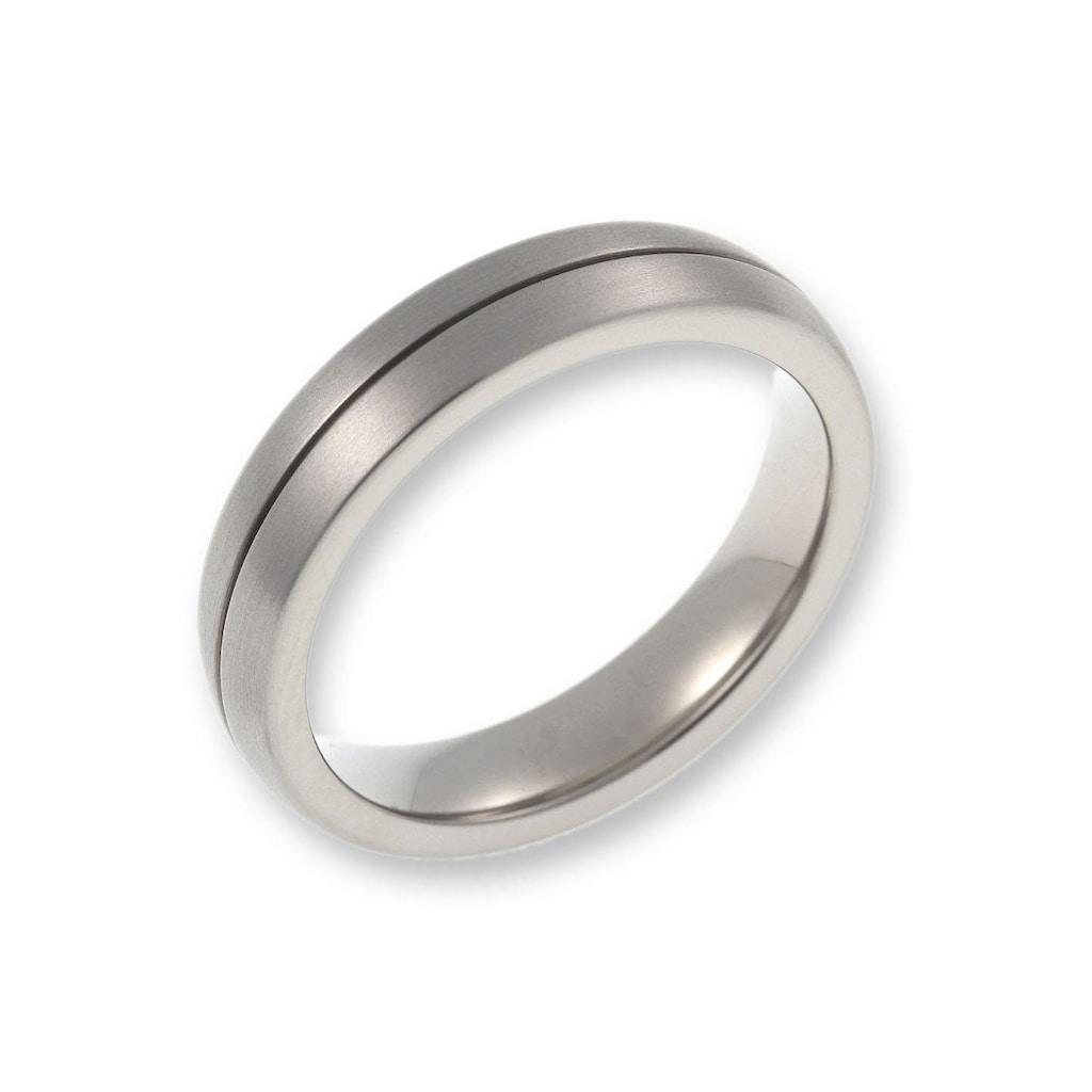 CORE by Schumann Design Trauring »20006190-DR, 20006190-HR, ST051.11«, Made in Germany - wahlweise mit oder ohne Diamanten