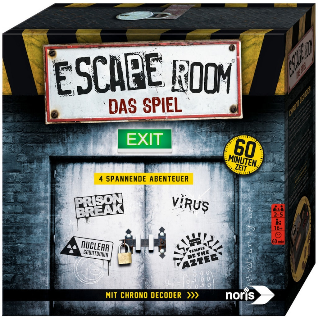 "Noris Spiel, ""Escape Room"""