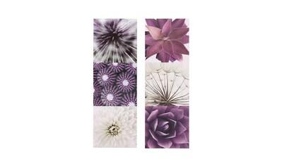 Creativ home Bild »Purple Garden« kaufen