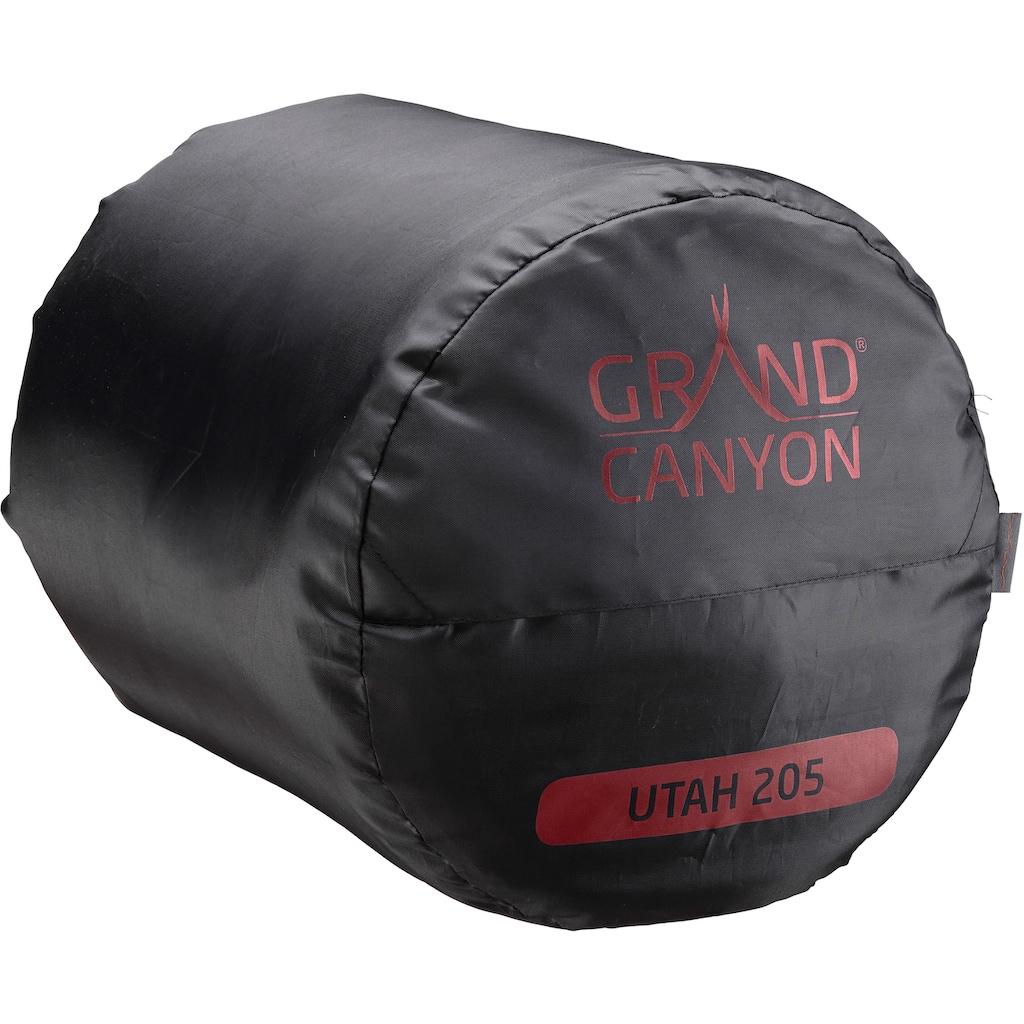 GRAND CANYON Deckenschlafsack »UTAH«, (2 tlg.)