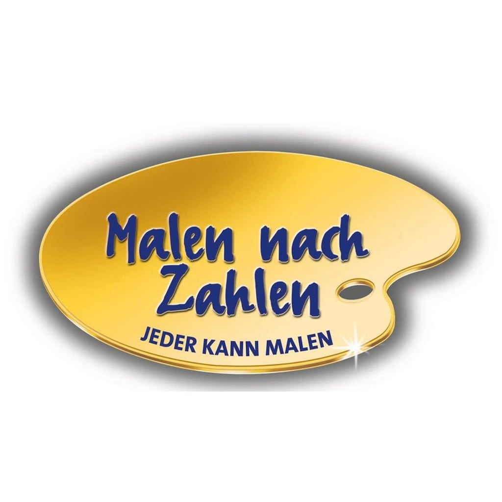 Ravensburger Malen nach Zahlen »Malerische Dünen«, Made in Europe, FSC® - schützt Wald - weltweit
