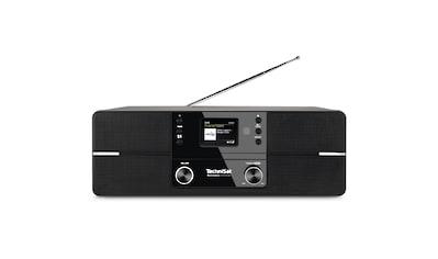 TechniSat DAB+/UKW - Stereoradio mit CD - Player und Bluetooth - Audiostreaming »DIGITRADIO 371 CD BT« kaufen