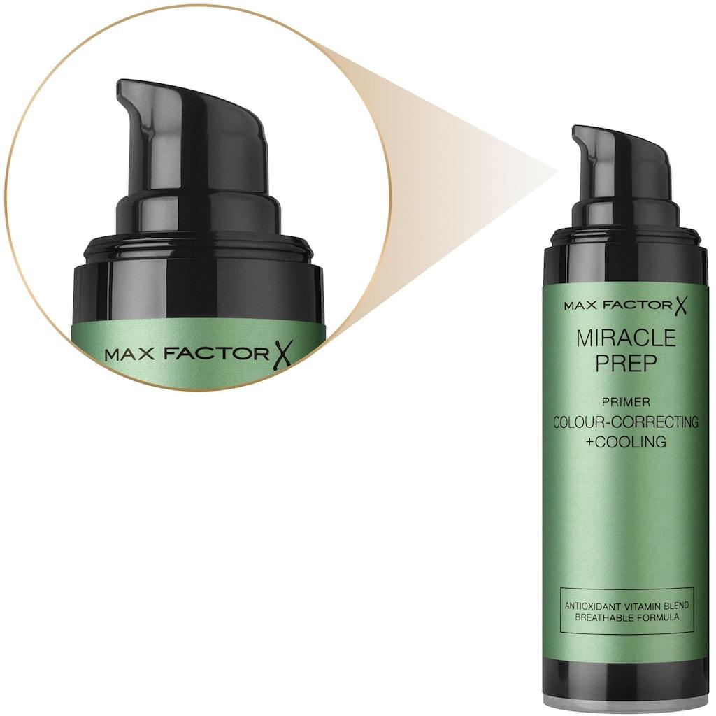 "MAX FACTOR Primer ""Miracle Prep Colour Correcting"""