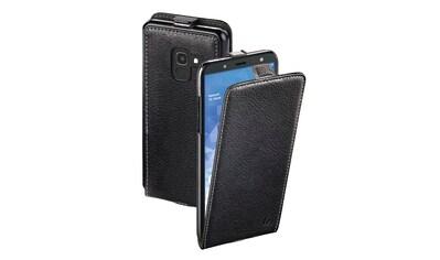 Hama Flap - Tasche Handy Smartphone Hülle Samsung Galaxy J6 »Smart Case« kaufen