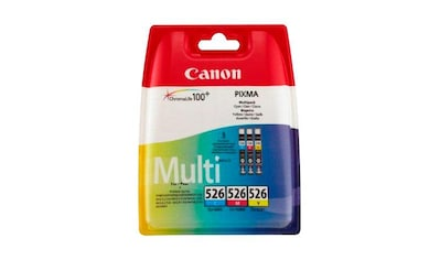 Canon »CLI - 526 C/M/Y original Kombi - Pack« Tintenpatrone kaufen
