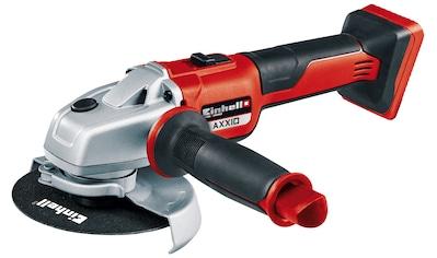 EINHELL Akku - Winkelschleifer »AXXIO«, Power X - Change, 125 mm, ohne Akku & Ladegerät kaufen