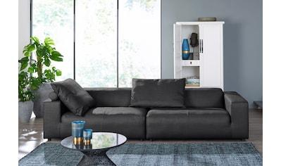 hülsta sofa 4-Sitzer »hs.432«, mit niedrigem Rücken kaufen