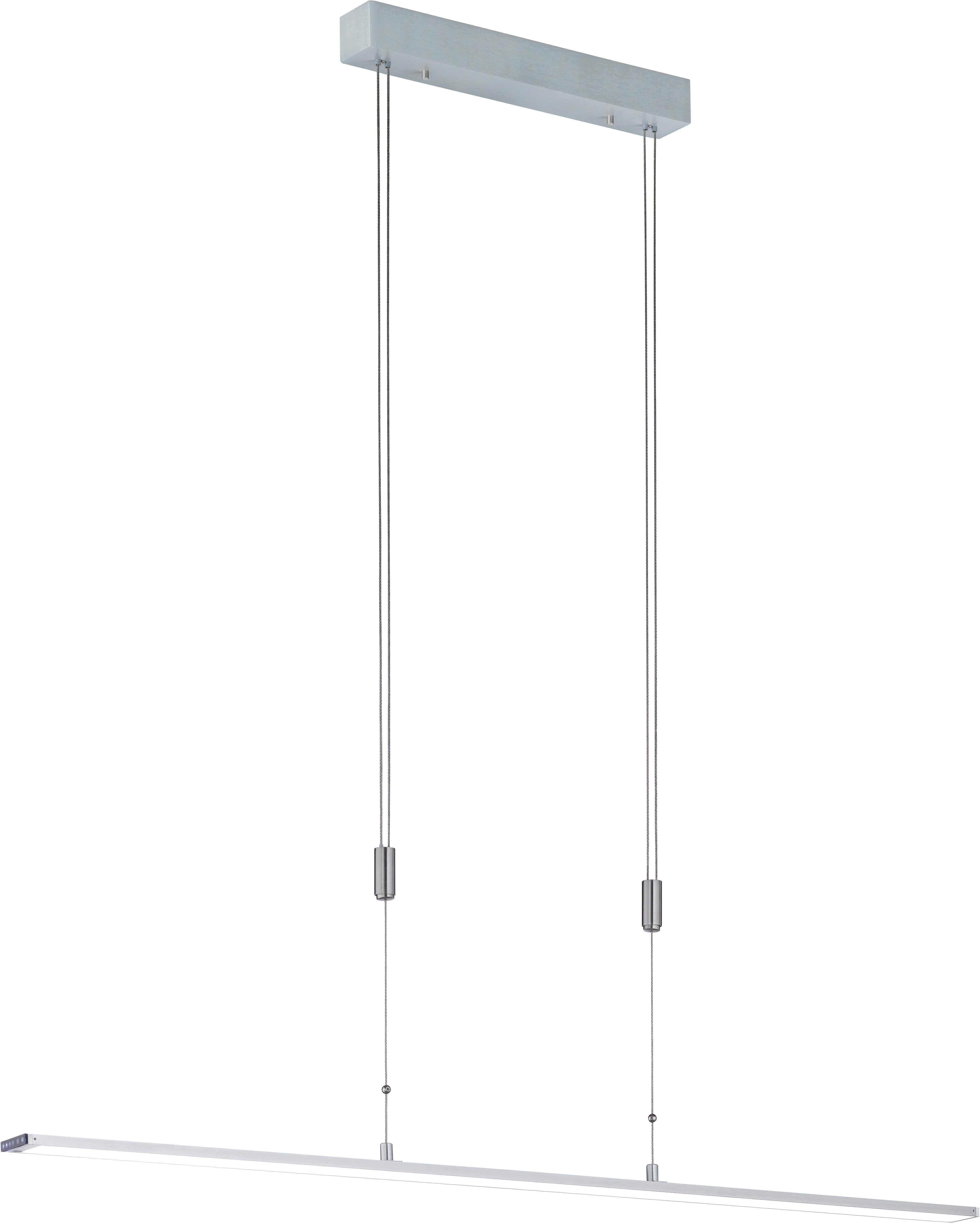 FISCHER & HONSEL LED Pendelleuchte Metz, LED-Modul, Warmweiß-Neutralweiß