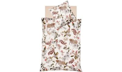 fleuresse Wendebettwäsche »Bed Art S 4132«, mit Leoparden kaufen