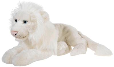 Heunec® Kuscheltier »MISANIMO Weisser Löwe, 50 cm«, liegend kaufen