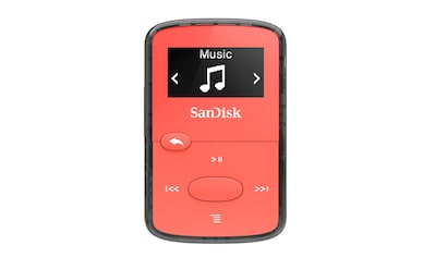 Sandisk MP3-Player »Rot«, SanDisk Clip Jam MP3 Player 8 GB kaufen