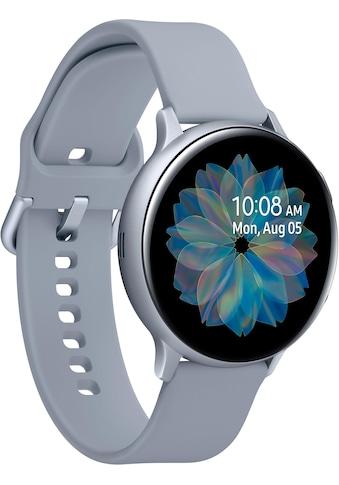 Samsung Galaxy Watch Active2 Aluminium, 44 mm, Bluetooth (SM - R820) Smartwatch (3,4 cm / 1,4 Zoll) kaufen