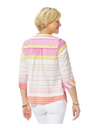 Casual Looks Bluse mit Schulterpasse kaufen