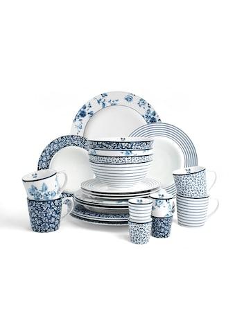 LAURA ASHLEY BLUEPRINT COLLECTABLES Geschirr-Set »Mix Designs China Rose, Sweet... kaufen