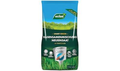 Westland Rasensamen »Smart Green Neueinsaat«, mit Startdünger, für ca. 100 m² kaufen