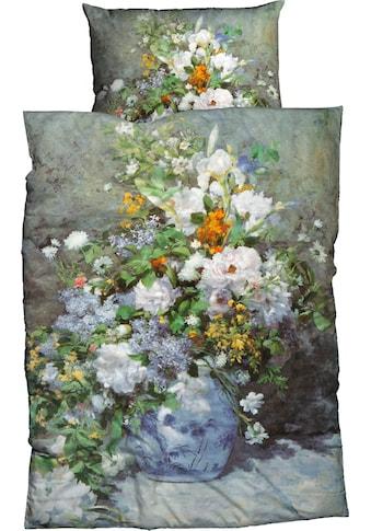Goebel Bettwäsche »Frühlingsblumen«, mit floralem Dessin kaufen