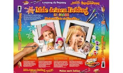 Schipper Malen nach Zahlen »Male deinen Liebling in Farbe«, Made in Germany kaufen