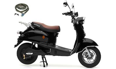 Nova Motors E - Motorroller »E - Retro Star«, 2000 Watt, 45 km/h kaufen