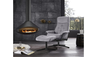 Relaxsessel »Westchester«, von IMG, incl. Hocker, in Luxus-Microfaser kaufen