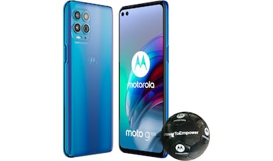 "Motorola Smartphone »Moto G100«, (17 cm/6,7 "", 128 GB Speicherplatz, 64 MP Kamera) kaufen"
