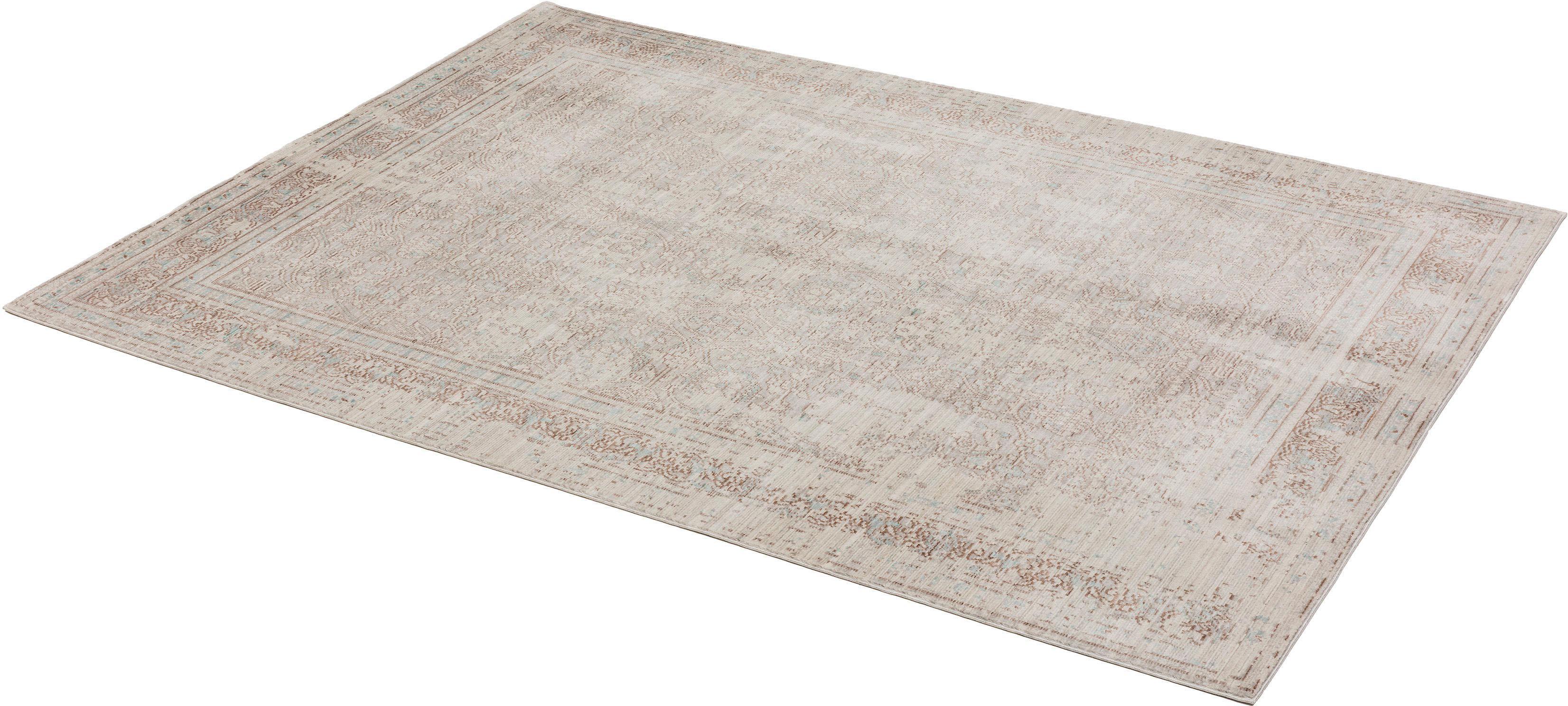 Teppich Shining 2 SCHÖNER WOHNEN-Kollektion rechteckig Höhe 5 mm