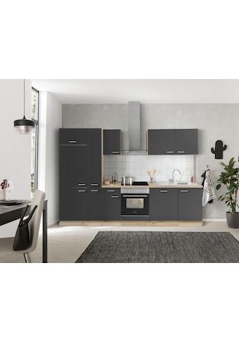 OPTIFIT Küchenzeile »Iver«, 300 cm breit, inklusive Elektrogeräte der Marke HANSEATIC kaufen