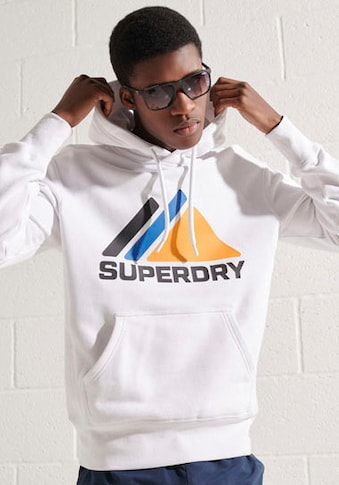 Superdry Kapuzensweatshirt »MOUNTAIN SPORT HOOD« kaufen