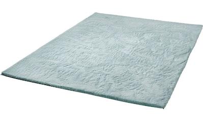 Dekowe Teppich »Roger Light«, rechteckig, 20 mm Höhe, Kunstfell, Kuschelteppich, Wohnzimmer kaufen