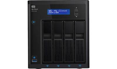 WD Medienserver »My Cloud Pro PR4100« kaufen