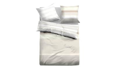 TOM TAILOR Bettwäsche »Satin Bettwäsche gemustert« kaufen
