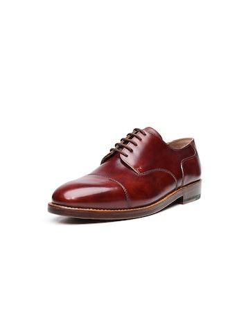 Heinrich Dinkelacker Schnürschuh »London Captoe TC«, Wahre Schuhmacherkunst aus Budapest kaufen