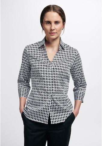 Eterna Langarmbluse »MODERN CLASSIC«, Dreiviertelarm Bluse kaufen