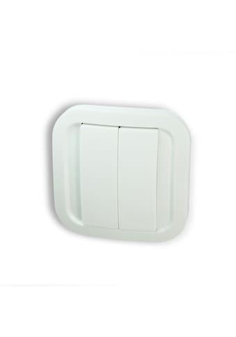 NodOn Flexibel positionierbarer Smart Home Schalter »EnOcean Wandschalter doppelt und einfach« kaufen