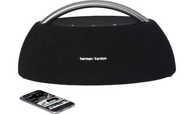 Harman/Kardon »Go + Play« Portable - Lautsprecher (Bluetooth, 100 Watt) kaufen