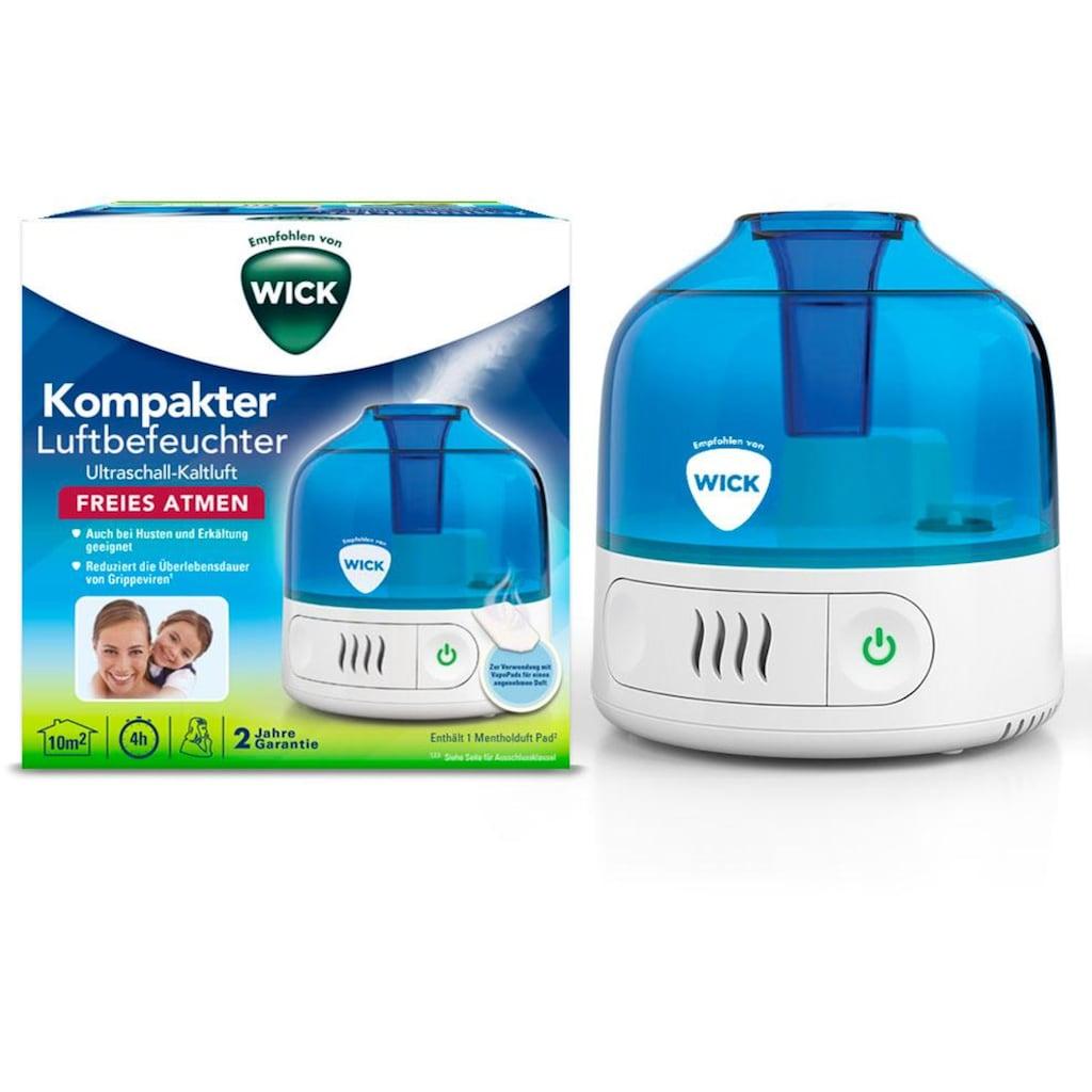 WICK Luftbefeuchter »WUL505«, 0,5 l Wassertank, kompakter Luftbefeuchter