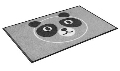 wash+dry by Kleen-Tex Fußmatte »Bao Bao«, rechteckig, 7 mm Höhe, Fussabstreifer,... kaufen