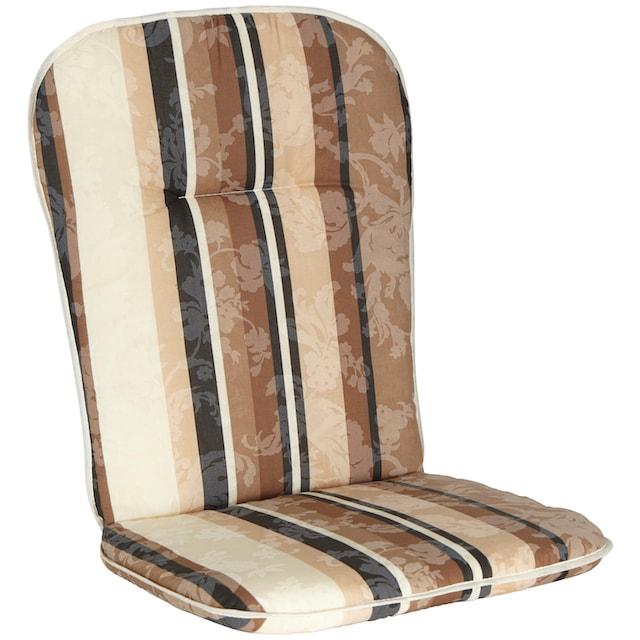 Best Sesselauflage, (4er Set), (L/B): ca. 96x45 cm
