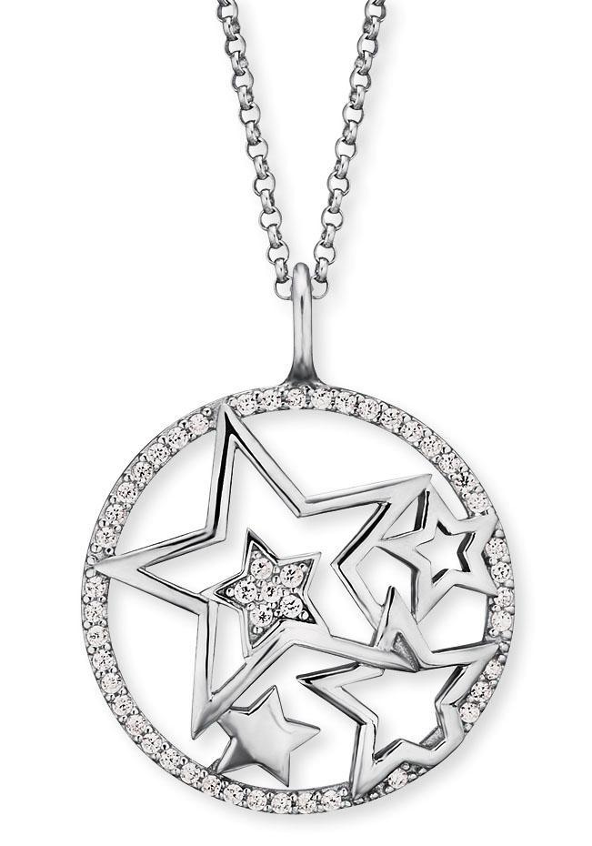 Engelsrufer Kette mit Anhänger Sterne Kette Stars ERN-STARS-ZI | Schmuck > Halsketten > Ketten mit Anhänger | Engelsrufer