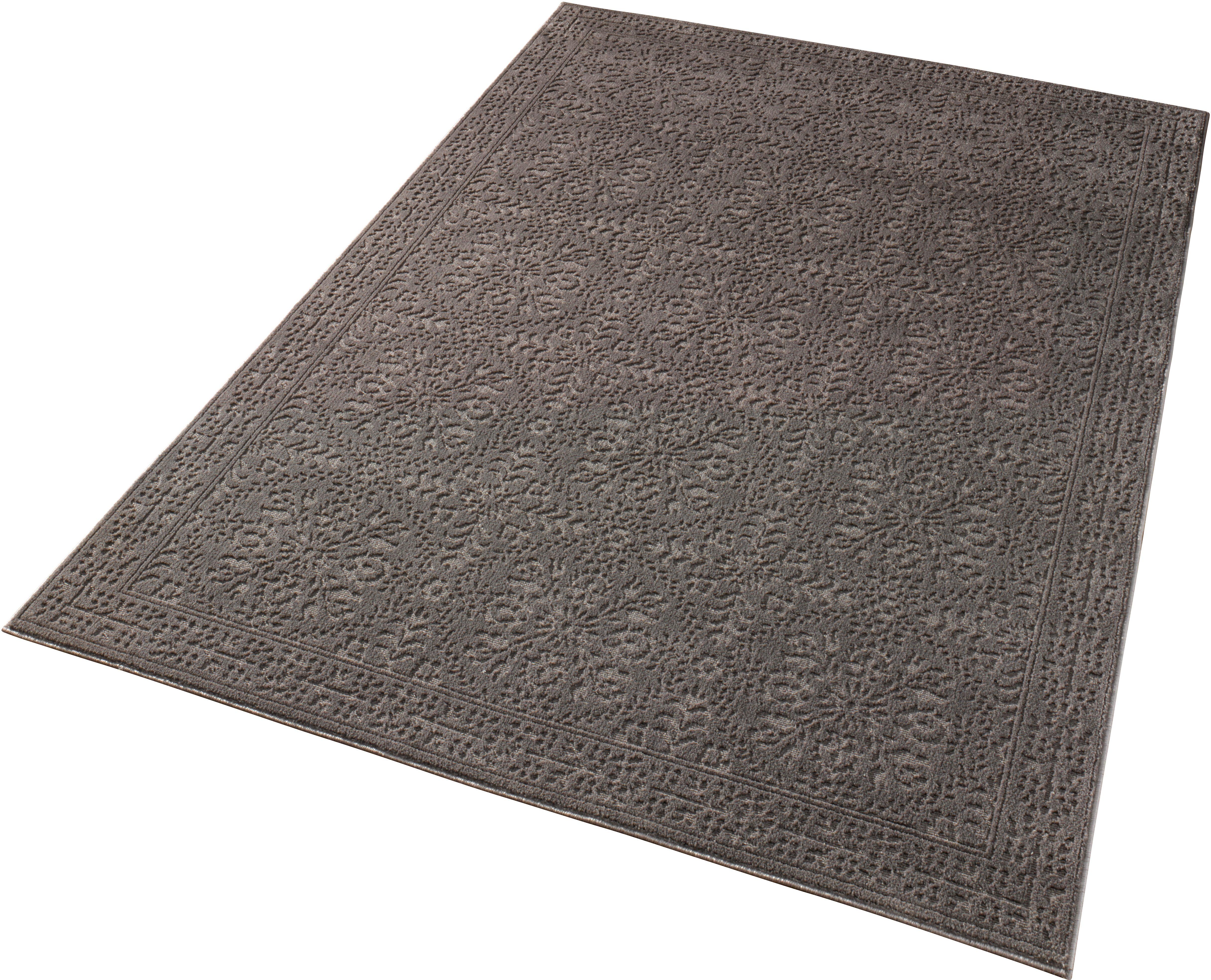 Teppich Noblesse SCHÖNGEIST & PETERSEN rechteckig Höhe 85 mm maschinell gewebt