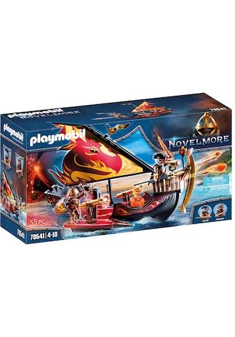 Playmobil® Konstruktions-Spielset »Burnham Raiders Feuerschiff (70641), Novelmore«, Made in Germany kaufen