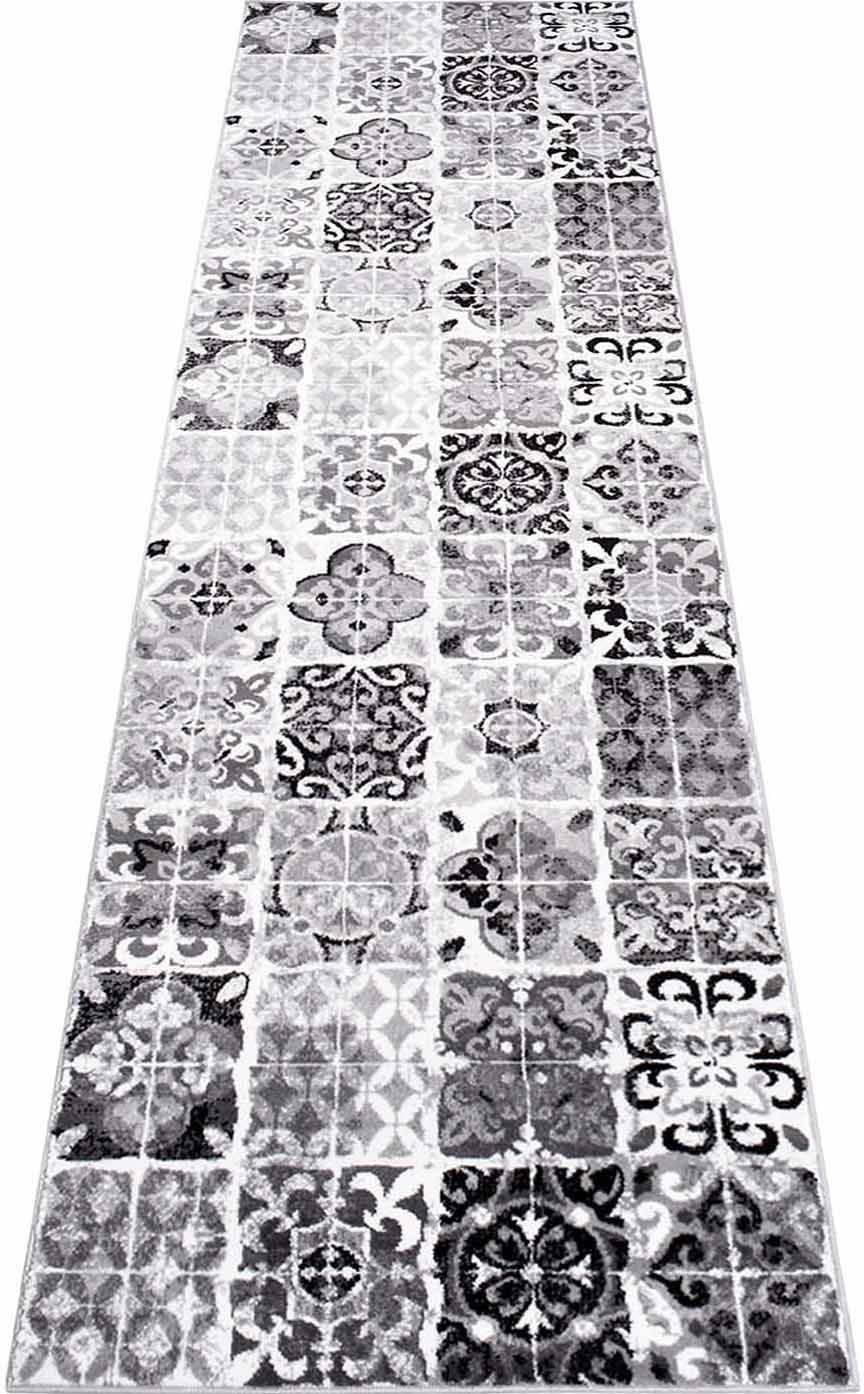 Läufer Timeless 7692 Carpet City rechteckig Höhe 6 mm maschinell gewebt